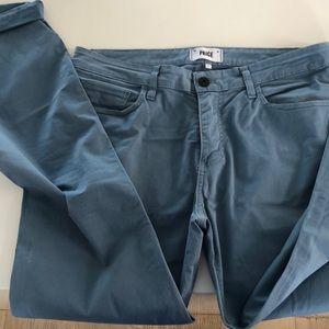 Other - Paige blue Normandie pants size 33